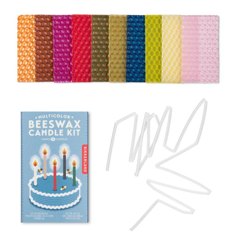 DIY Beeswax Candle Making Kit