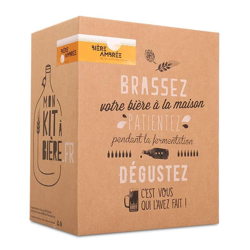 Beer Brewing Kit Amber Ale