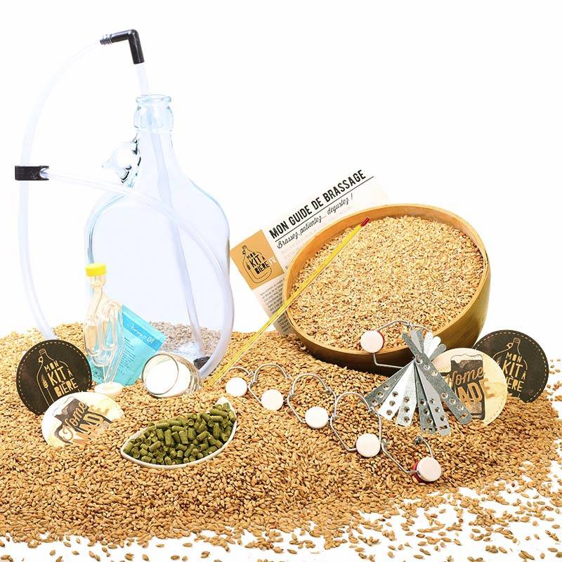 Beer Brewing Kit A.P.A.