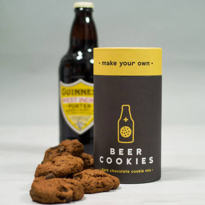 Bier Cookies Backmischung