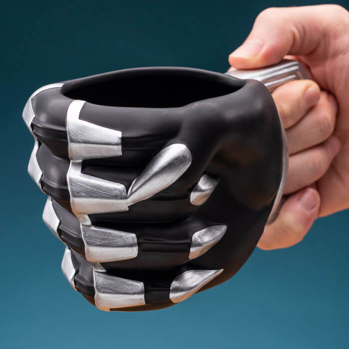 Black Panther Tasse