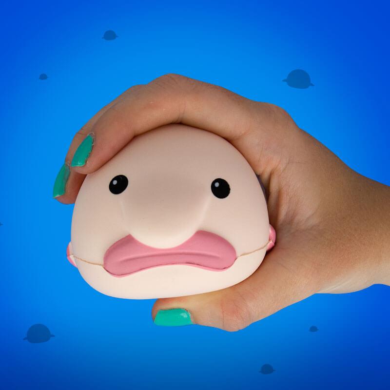 Blob Fish Stress Toy