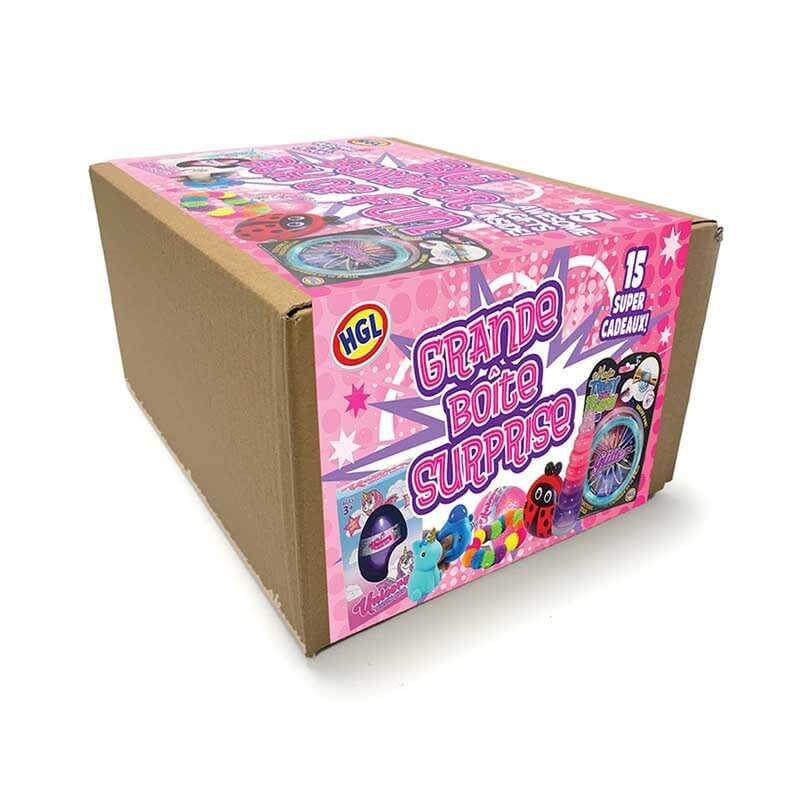 Big Bumper Box of Fun for Girls