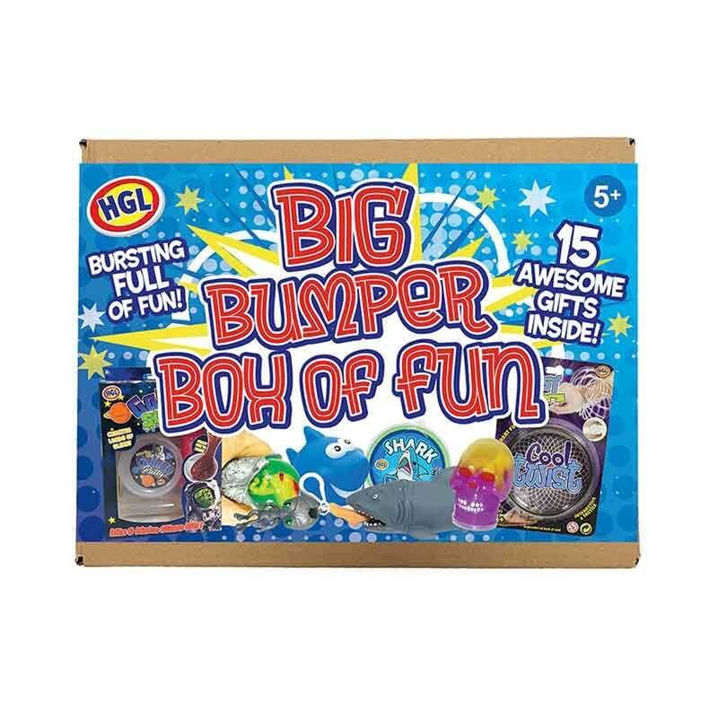 Big Bumper Box of Fun for Boys