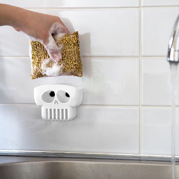 Brain Drain Sponge Holder