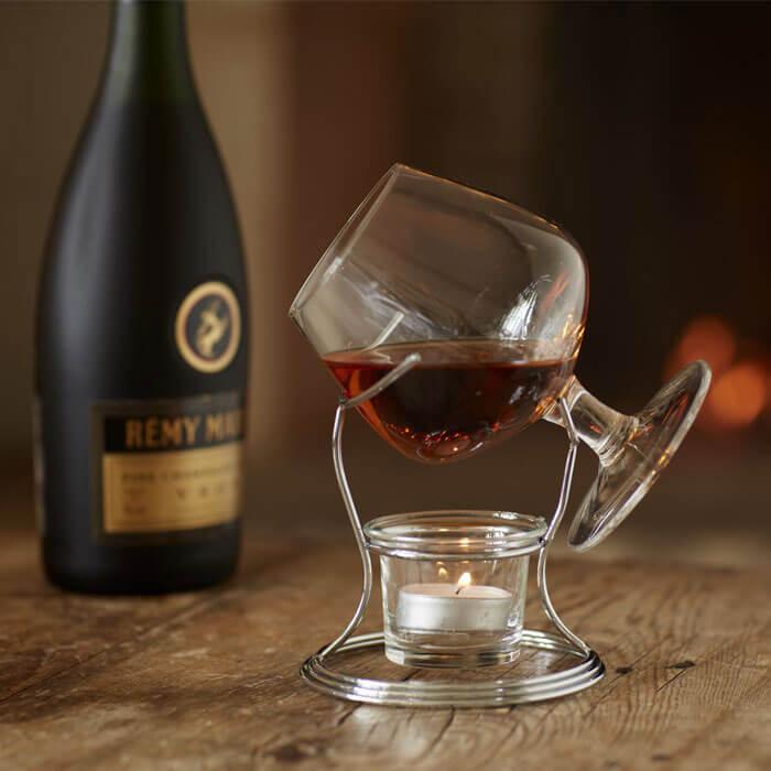 Chauffe-Verre Cognac & Brandy
