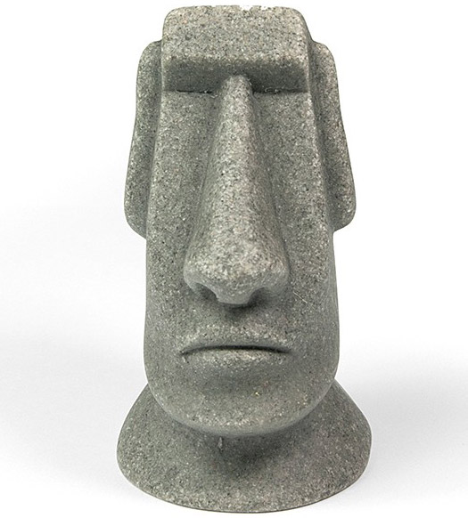 Moai Glasses Holder