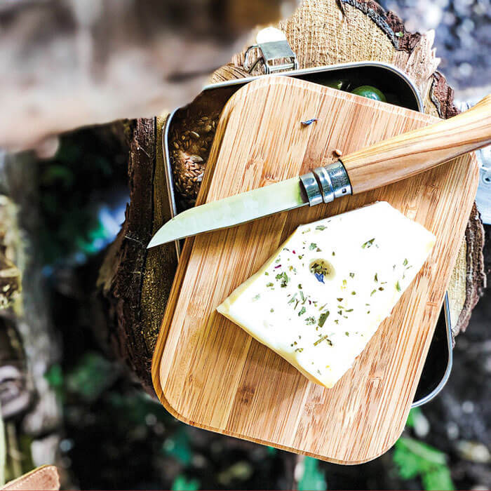 Mountain Love Lunch Box