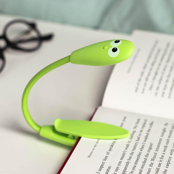 Lampada da Lettura Book Worm