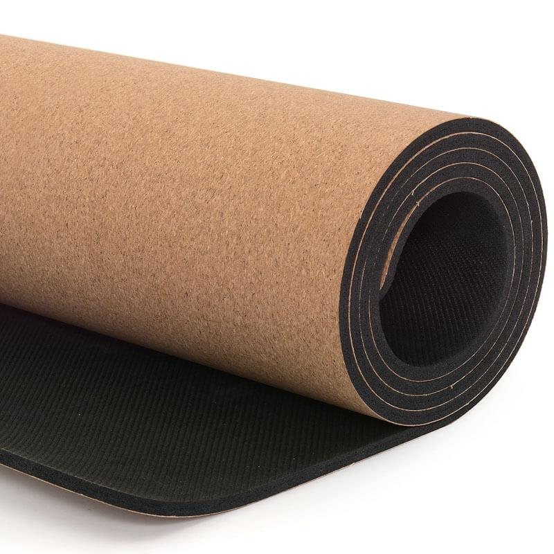 Tappetino da Yoga in Sughero