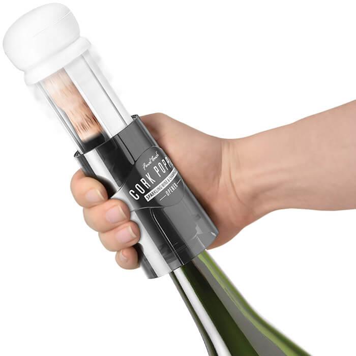 Champagne & Prosecco Opener Cork Popper