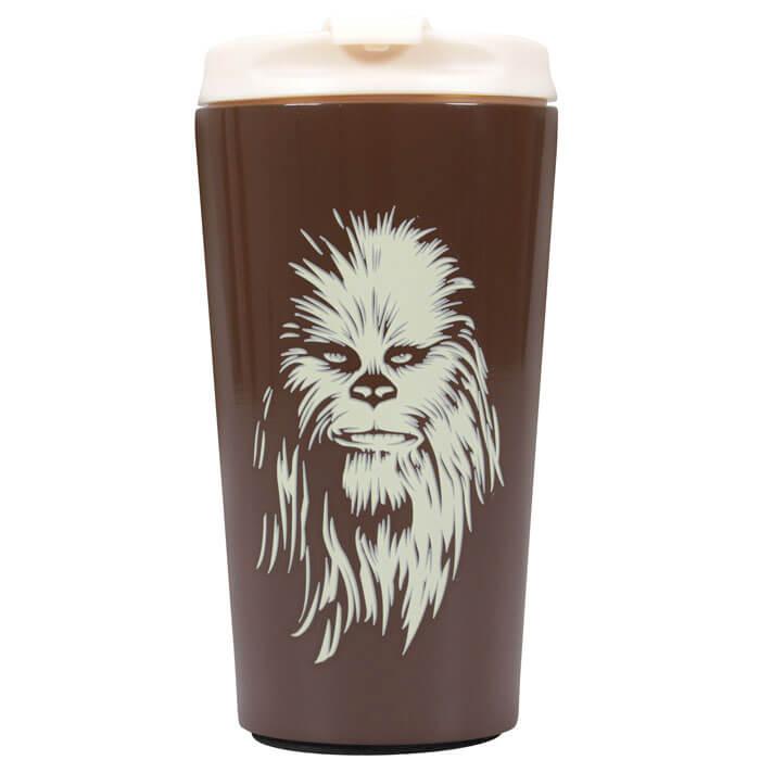 Star Wars Travel Mug - Chewbacca