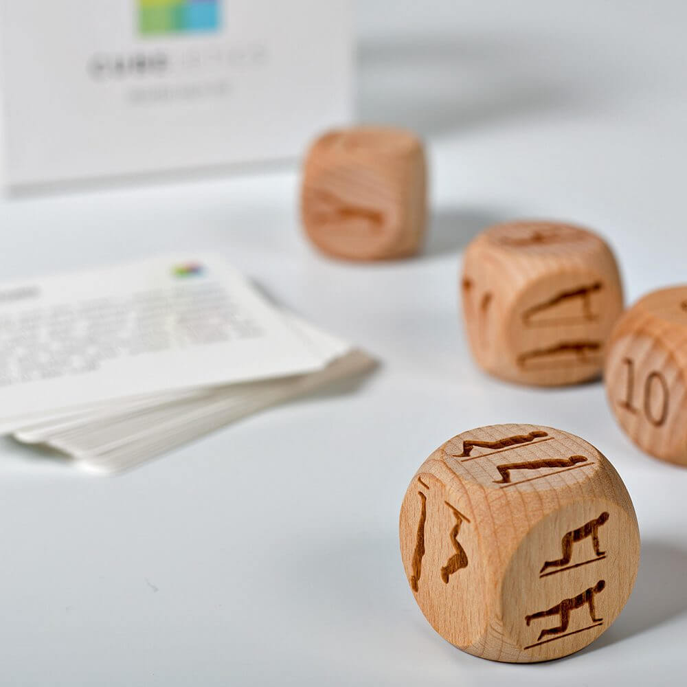 Cubletics Fitness Cubes