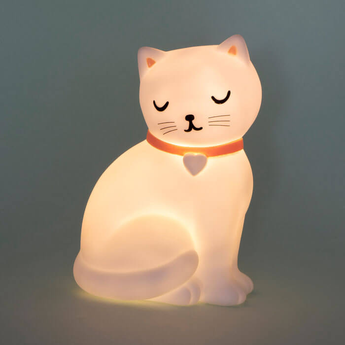 Cutie Cat Night Light