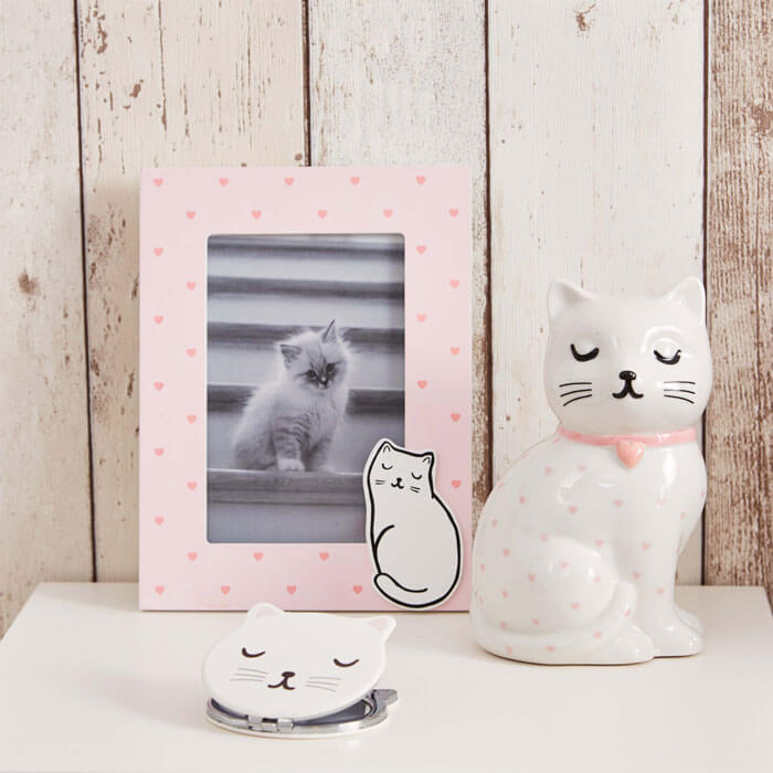 Cutie Cat Money Box