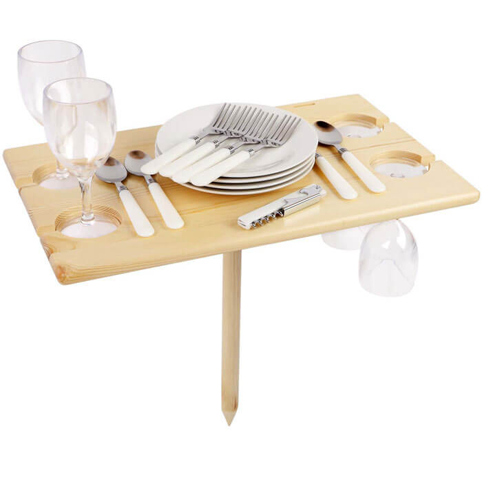 Deluxe Picknickkorb