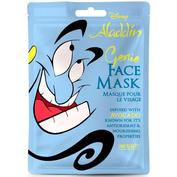 Aladdin Genie Face Mask