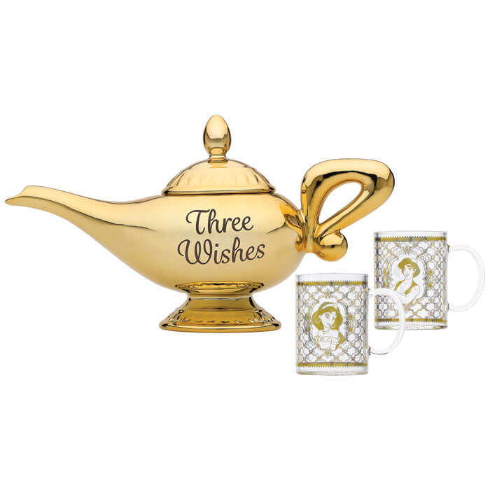 Aladdin Lamp Teapot Set