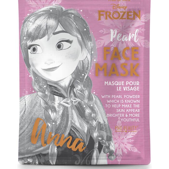 Frozen Anna Sheet Face Mask