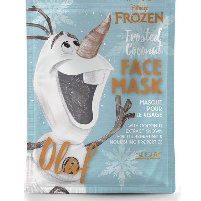 Frozen Olaf Sheet Face Mask