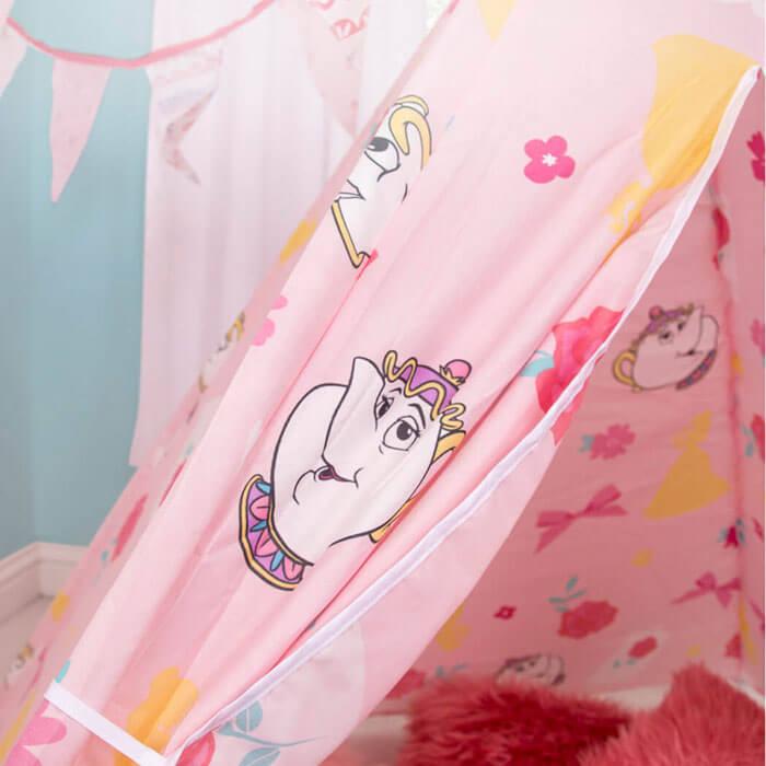 Disney Princess Beauty & The Beast Teepee