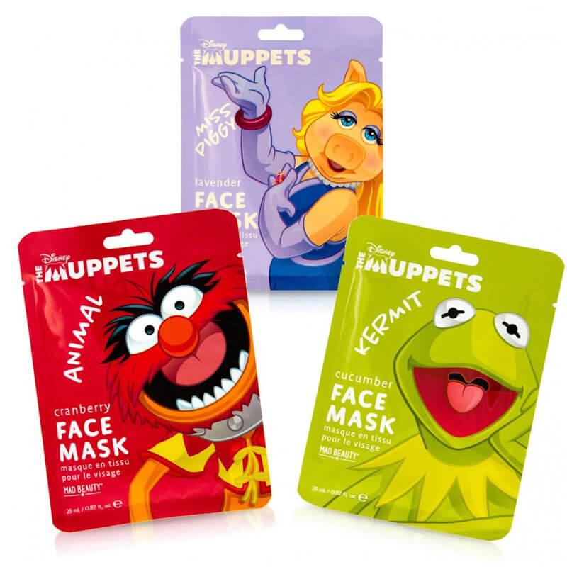 Disney Muppet Face Mask Set