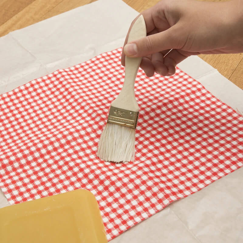 DIY Bienenwachs-Papier
