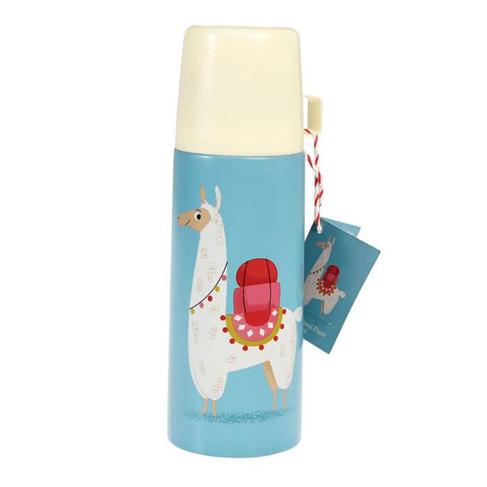 Dolly Llama Flask