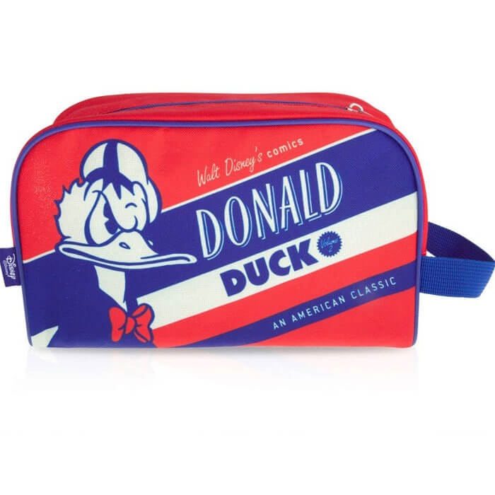 Disney Donald Wash Bag Set