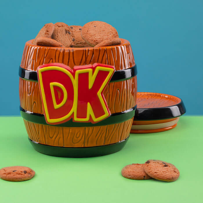 Jarre à Biscuits Nintendo Donkey Kong
