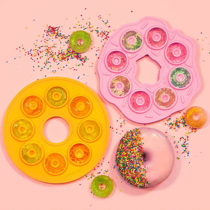 Donut Eiswürfelform
