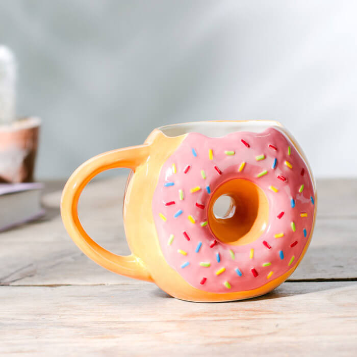 Donut Tasse