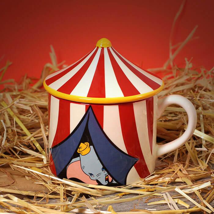Dumbo Circus Mug