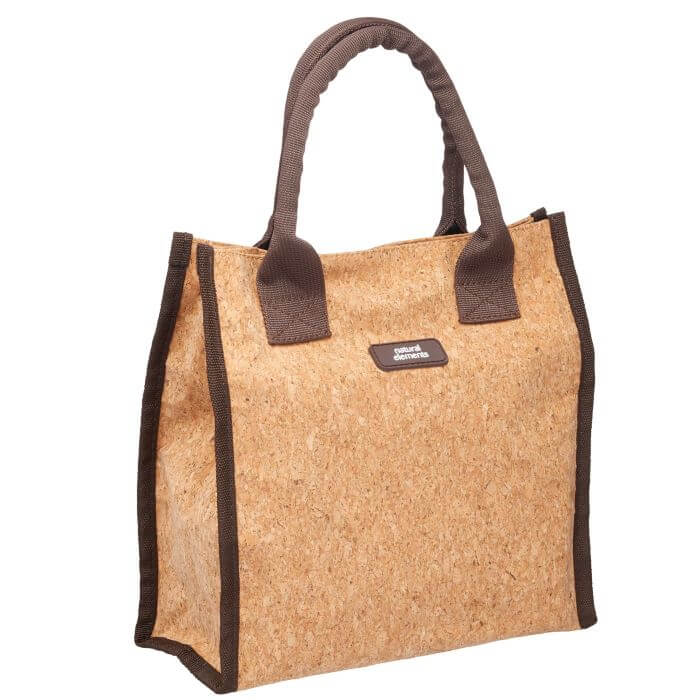 Eco-Friendly Cork Lunch Bag
