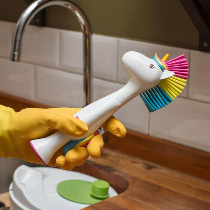 Unicorn Washing Up Brush