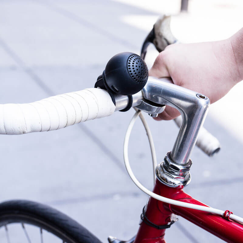 Black Bike Speaker