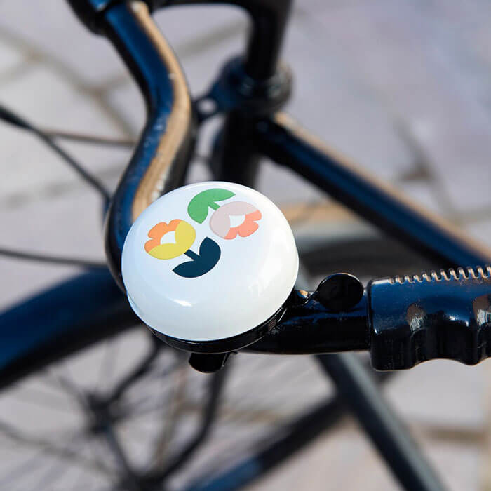 Tulip Bicycle Bell