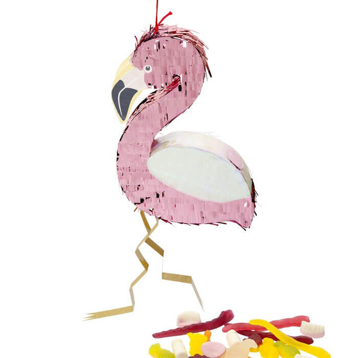 Flamingo Mini-Pinata