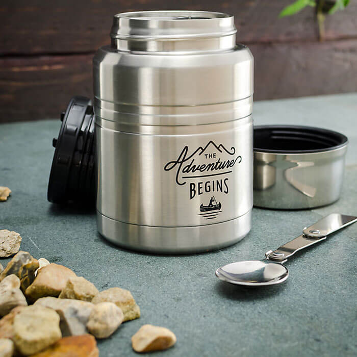 Thermos Alimentaire Adventure
