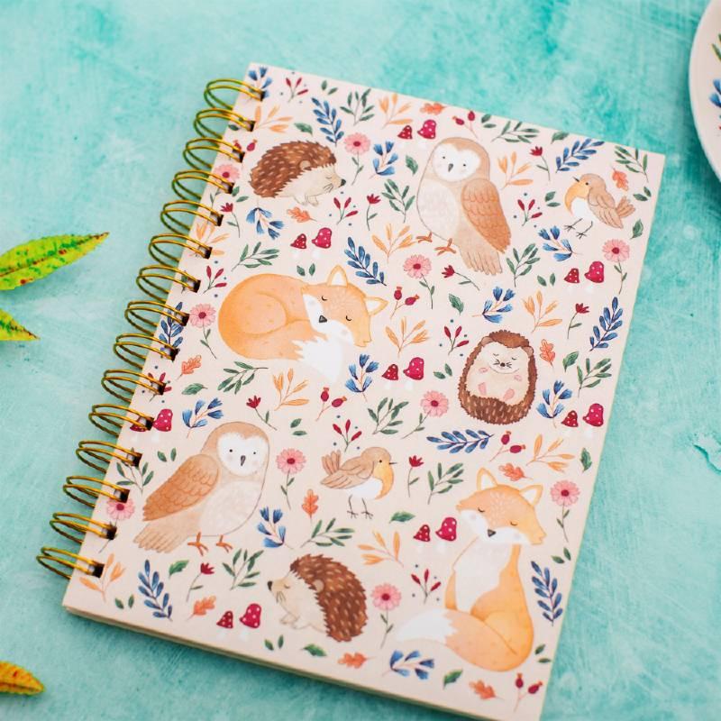 Forest Folk Notebook