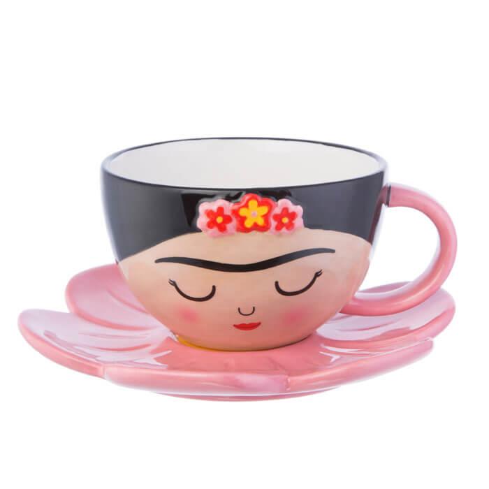 Frida Cup Saucer Set