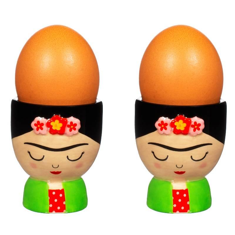 Frida Egg Cup Set