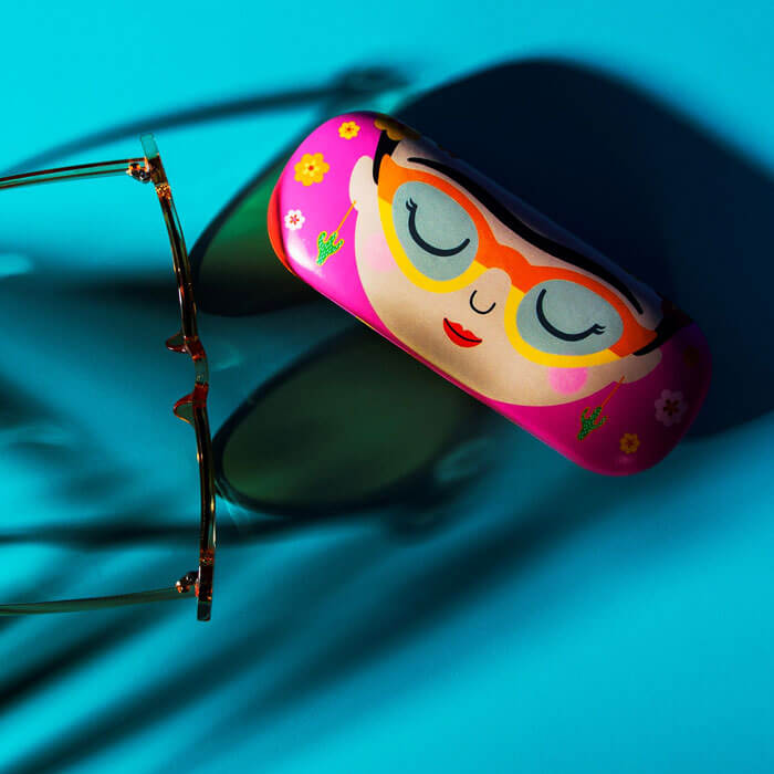Frida Glasses Case