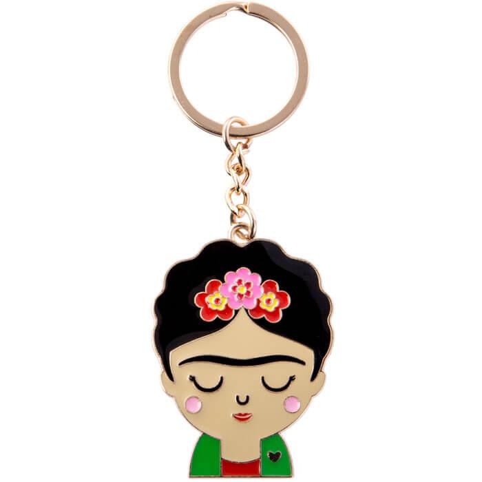 Porte-clés Frida Kahlo