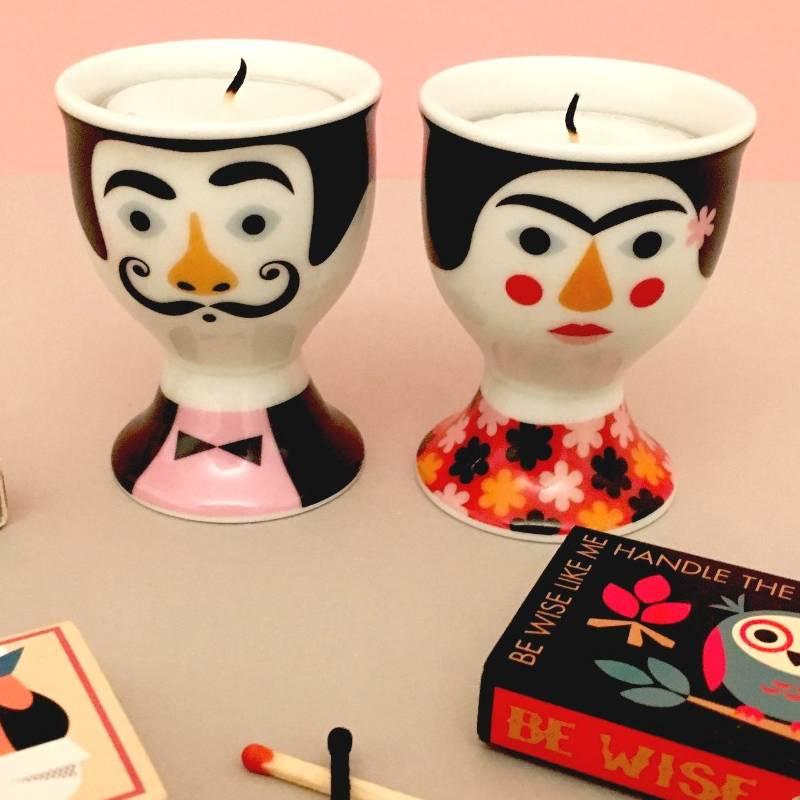 Frida & Salvador Frida & Salvador Egg Cups