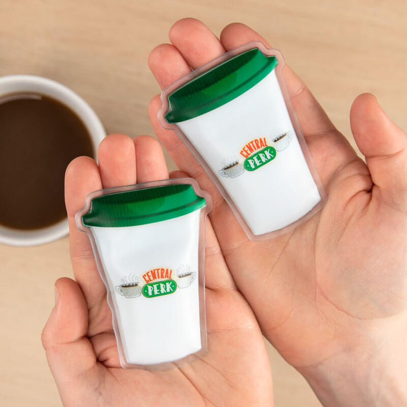 Central Perk Hand Warmers