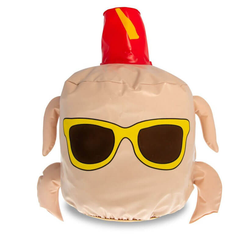 Friends Turkey Shower Cap