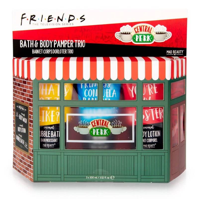 Friends Bath and Body Pamper Trio
