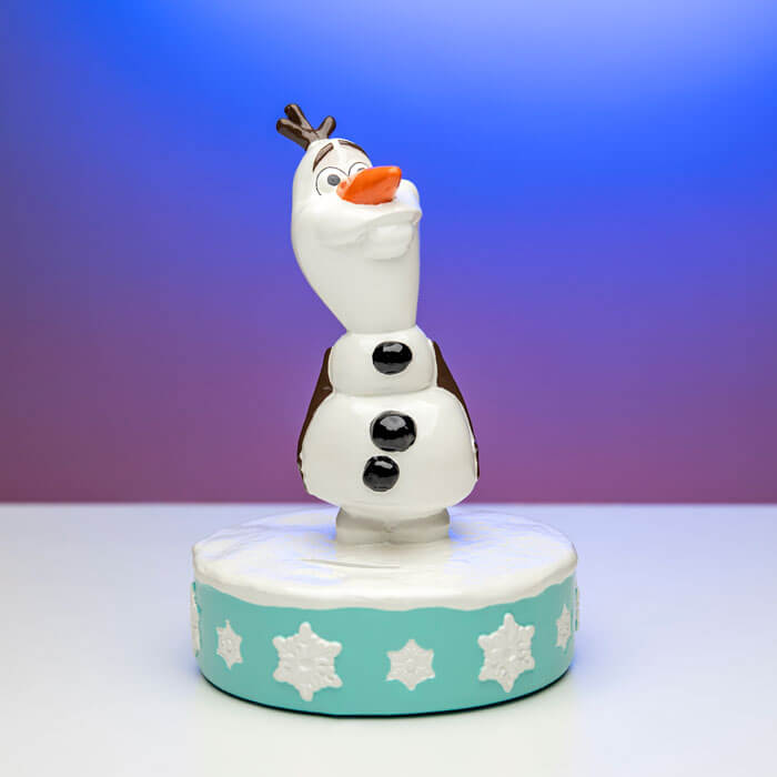 Tirelire Olaf Frozen
