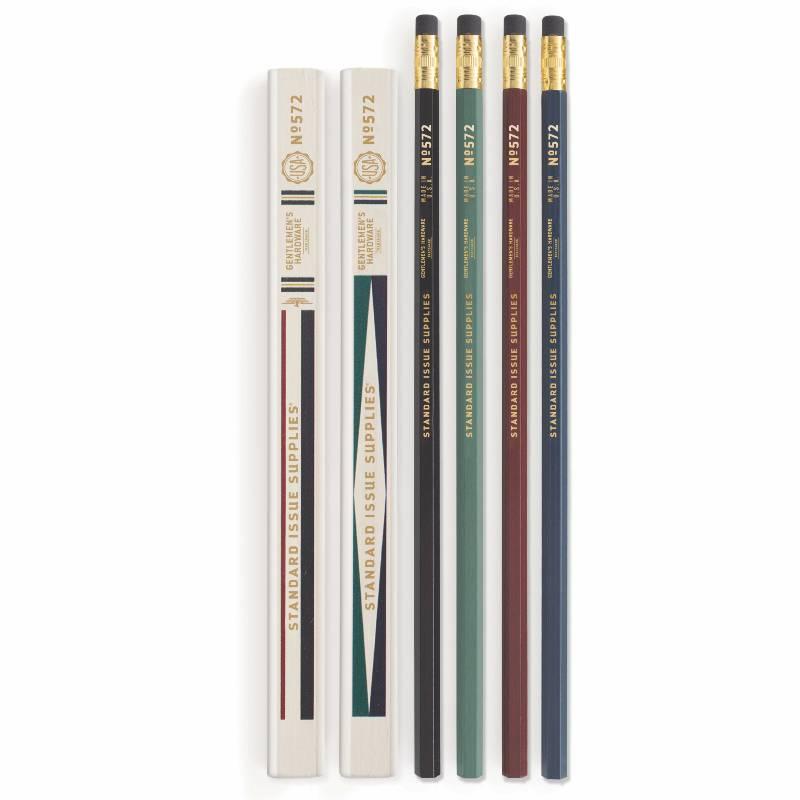 Standard Issue Pencil Set